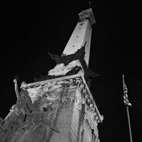 Photo taken at Soldiers & Sailors Monument by Jackson R. on 8/9/2014