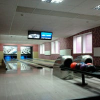 Photo taken at Bowling by Viktoria P. on 5/1/2013