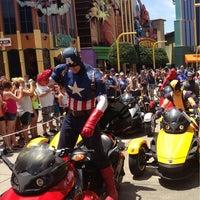 Photo taken at Marvel Superhero Island Arcade by Jay on 6/14/2013