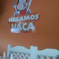 Photo taken at hagamos vaca by Luis Eduardo C. on 4/9/2013