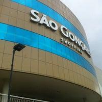 Foto tirada no(a) São Gonçalo Shopping por Frajola G. em 1/22/2013