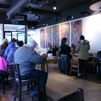 Photo taken at Starbucks by anthony on 3/24/2013