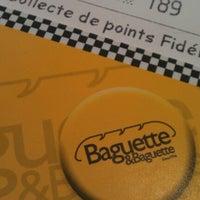 Photo prise au Baguette & Baguette Charguia par Med M. le9/27/2012