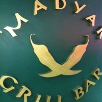 Photo taken at Madyar Grill Bar by Sanches on 3/8/2013