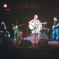 Photo taken at Tiki Bar by Lewis R. on 9/26/2015