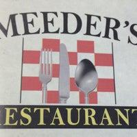 Photo taken at Meeder's Restaurant by Sue L. on 5/12/2013