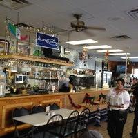 Photo taken at Sr. Sol Mexican Restaurant by Allen on 11/8/2012