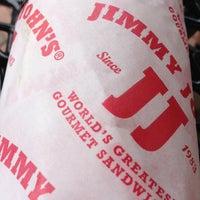 Photo taken at Jimmy John's by Zachary on 7/31/2013