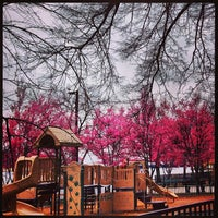 Photo taken at DCR Hatch Memorial Shell by Zachary on 4/13/2013