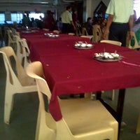 Photo taken at Durvankur Dining Hall by Abhijeet P. on 10/15/2012