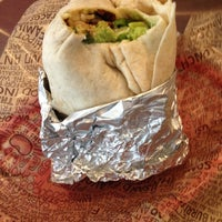 Photo taken at Chipotle Mexican Grill by Melanie on 12/15/2012