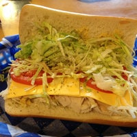 Photo taken at Krazy Moose Subs by T F. on 7/15/2013