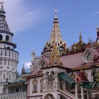 Снимок сделан в Измайловский кремль пользователем Ирина К. 7/24/2013
