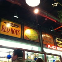 Photo taken at Portillo's by Talen on 11/23/2012