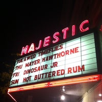 Photo taken at Majestic Theatre by Talen on 10/17/2012