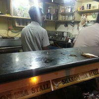 Photo taken at Sharon Tea Stall by M N. on 1/12/2013