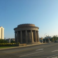 Photo taken at AC Monument by Enes C. on 7/12/2014