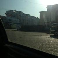 "Photo taken at мкр. ""Остров"" by Sasha💋💋💋 K. on 4/11/2013"