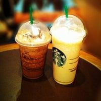 Photo taken at Starbucks Coffee by Felipe G. on 4/8/2013
