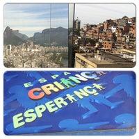 Photo taken at Espaço Criança Esperança do Rio de Janeiro by Sebástian F. on 8/23/2014