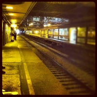 Photo taken at Southshore Train by Jeremy P. on 10/18/2012