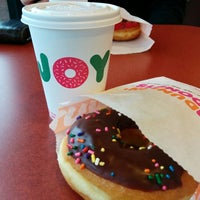 Photo taken at Dunkin' Donuts by Nicolette R. on 1/2/2014