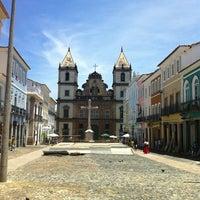 Photo taken at Largo do Pelourinho by Cláudio S. on 2/3/2013