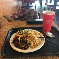 Photo taken at Panda Express by Peter G. on 4/15/2017