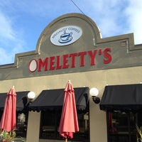 Photo taken at Omeletty's by Brandon on 8/3/2013