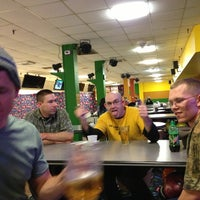 Photo taken at Ft Eustis Bowling Alley by Irene W. on 1/26/2013