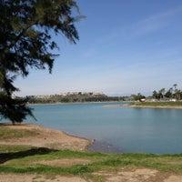 Photo taken at Menderes Adası Piknik Alanı by Sarı SelimX U. on 3/9/2013