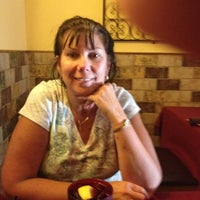 Photo taken at Vinnies Pizzeria & Family Restaurant by Lori on 9/21/2012