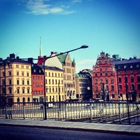 Photo taken at Stockholm by Tommy on 5/15/2013
