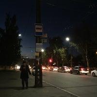 Photo taken at Остановка «Сорокская» by Ferreira on 9/17/2017