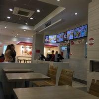 Снимок сделан в KFC пользователем Ferreira 9/1/2017