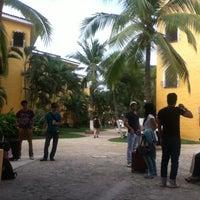 Photo taken at Costa Club Punta Arena Hotel by Erik on 2/10/2013