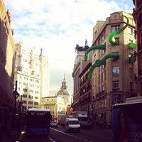 Foto tomada en Hotel Quatro Puerta del Sol por Mateo Robles M. el 10/8/2014