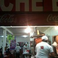 Photo taken at Tacos La Nochebuena by Eduardo on 12/31/2012