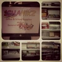 Photo taken at CHANIKZ Office & School Supplies and General Merchandise by Nikki Joy B. on 6/30/2013
