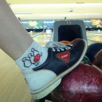 Photo taken at AMF Strike 'N Spare Lanes by Schneider h. on 4/10/2013