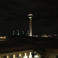 Photo taken at Hilton Palacio del Rio by Yukari on 3/17/2013