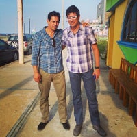 Photo taken at Restaurant de Mariscos 'Juan Chinchoncha' by Omar G. on 8/8/2014