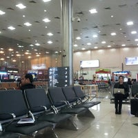 Photo taken at Pune Airport (PNQ) by Soumya D. on 11/15/2012
