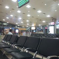 Photo taken at Pune Airport (PNQ) by Soumya D. on 10/5/2012
