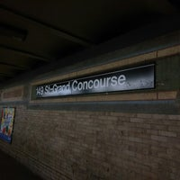 Photo taken at MTA Subway - 149th St/Grand Concourse (2/4/5) by ♥Curtis R. on 8/3/2017