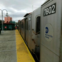 Photo taken at MTA Subway - Burnside Ave (4) by ♥Curtis R. on 4/19/2017