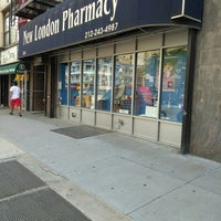 Photo taken at New London Pharmacy by ♥Curtis R. on 8/28/2017