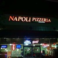 Photo taken at Napoli Pizza & Restaurant by Chanda W. on 11/14/2012