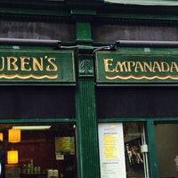 Photo taken at Ruben's Empanadas by Jodi S. on 5/9/2014