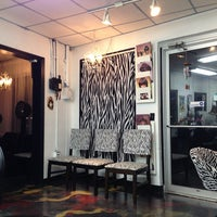 Photo taken at Chatterbox Salon by Mar on 2/28/2013